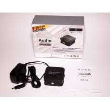 1x3 SPDIF / TosLink Цифровой оптический аудио сплиттер ( разветвитель )