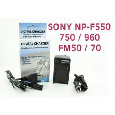 Зарядное устройство для аккумуляторов SONY NP-F-F960 F970 F330 F550 F570 F750 F770