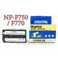 Batmax NP-F750 / NP-F770, 5200mA, (Sony) Аккумуляторная батарея для цифровых фото-видеокамер Sony и видео света.