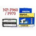 Batmax NP-F970 / NP-F960, 7200mA, (Sony) Аккумуляторная батарея для цифровых фото-видеокамер Sony и видео света.
