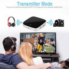 Оптический цифровой SPDIF Toslink в Блютуз Bluetooth + аналоговый 3.5mm, SK BTI-029, Bluetooth приемник и передатчик.