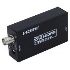 HDMI TO SDI конвертер 3G Full HD 1080P HDMI в SDI адаптер конвертер видео для подключения HDMI мониторов