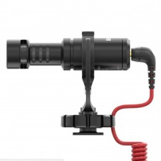 Микрофон  RODE Videomicro   для  видео операторов (для DSLR камер  Nikon, Canon, смартфонов)