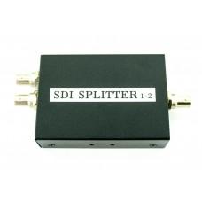 Разветвитель SDI 1 х 2, SDI 1 Входной порт 2 Выходные порты Поддержка SD, HD, 3G-SDI HD Distribution