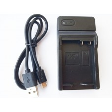 USB зарядное устройство для аккумулятора Panasonic DMW-BLC12 Batmax зарядка ЮСБ ( Panasonic DMW-BLC12 )