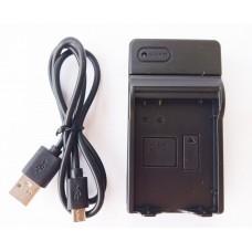 USB зарядное устройство для аккумулятора Nikon EN-El14 EN-EL14a Batmax зарядка ЮСБ ( USB for Nikon EN-El14 )