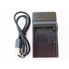 USB зарядное устройство для аккумулятора Canon LP-E6 / LP-E6N Batmax зарядка ЮСБ ( USB for Canon LP-E6 )