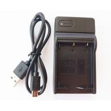 USB зарядное устройство для аккумулятора Fujifilm NP-W126 Batmax зарядка ЮСБ ( USB for Fujifilm NP-W126 )