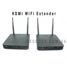 Беспроводная передача HDMI сигнала по WiFi до 100 метров